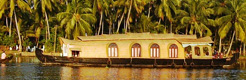 holiday packages_house boat